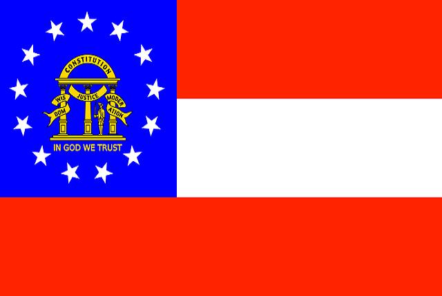 georgia flag-1