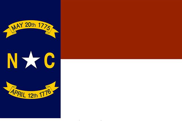north carolina flag-1